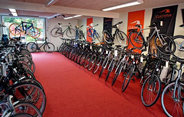 NK - Cykler i Vinderup