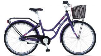 "26"" Kildemoes Bikerz Retro Purple"