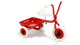 Løbecykler og trehjulet til børn