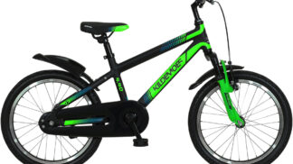"18"" Kildemoes Bikerz sortgrøn"