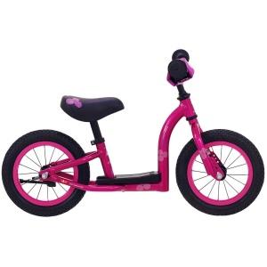 """12"""" Kildemoes Løbecykel pink"""