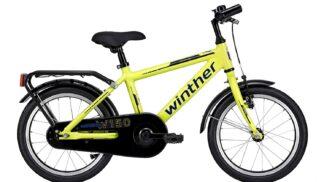 """16"""" Winther W150 Mat grøn"""
